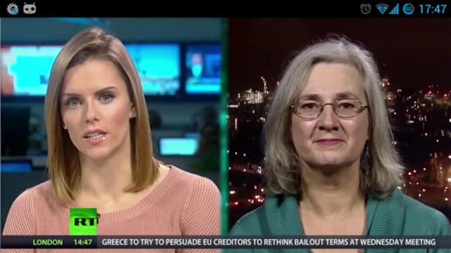 RT News screenshot 7