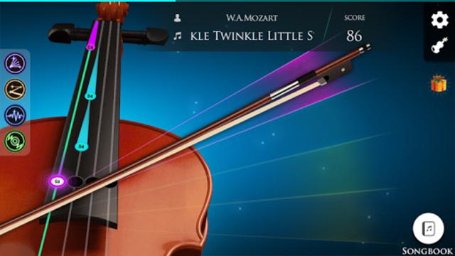 Violin : Magical Bow screenshot 1