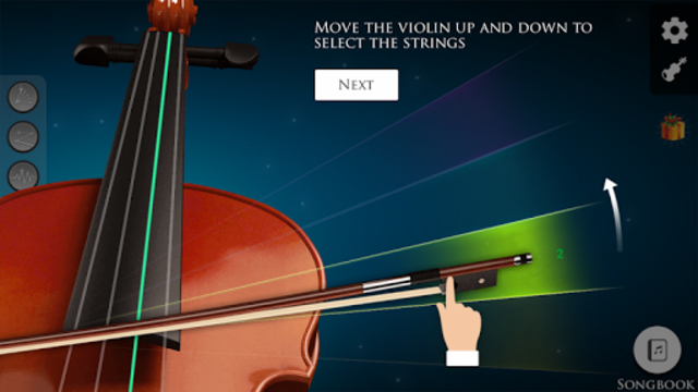 Violin : Magical Bow screenshot 3