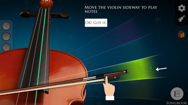 Violin : Magical Bow screenshot 4