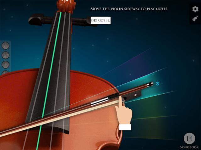 Violin : Magical Bow screenshot 12