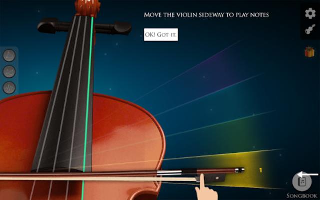Violin : Magical Bow screenshot 20