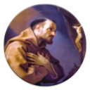 Icon for St. Francis of Assisi prayers