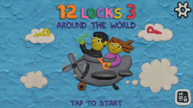 12 LOCKS 3: Around the world screenshot 1