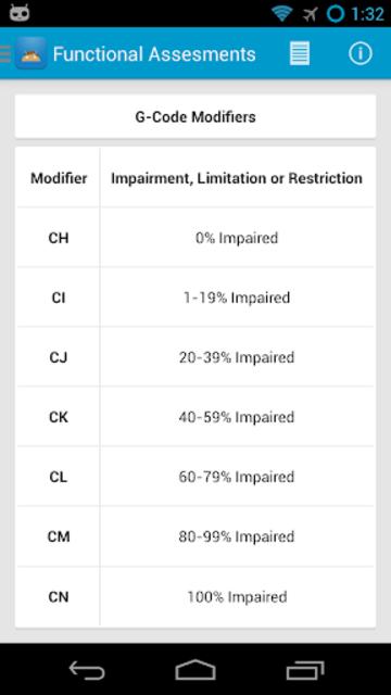 Functional Assessment + G-Code screenshot 6