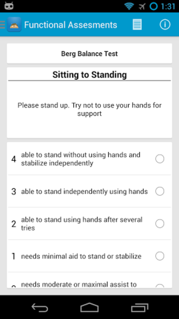 Functional Assessment + G-Code screenshot 1