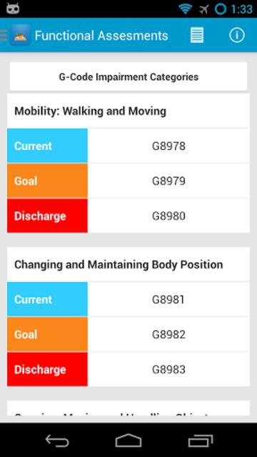 Functional Assessment + G-Code screenshot 2