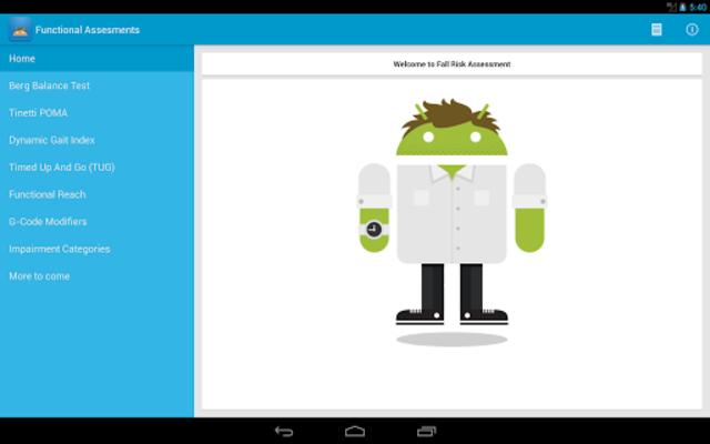 Functional Assessment + G-Code screenshot 8