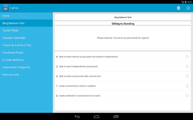 Functional Assessment + G-Code screenshot 9