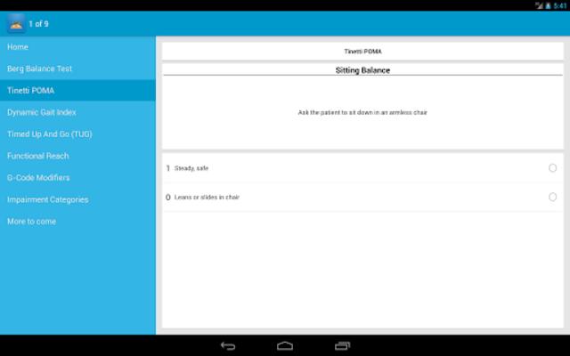 Functional Assessment + G-Code screenshot 10