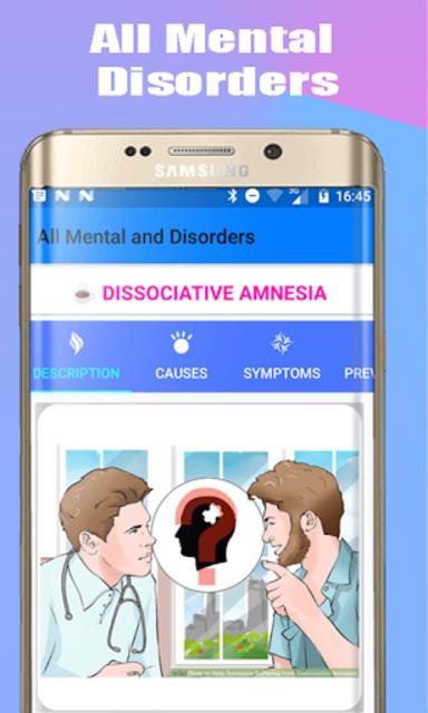 All Mental Disorders and Treatment screenshot 1