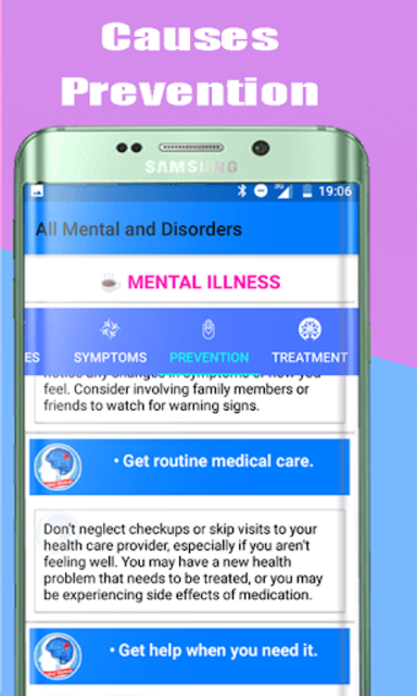 All Mental Disorders and Treatment screenshot 3
