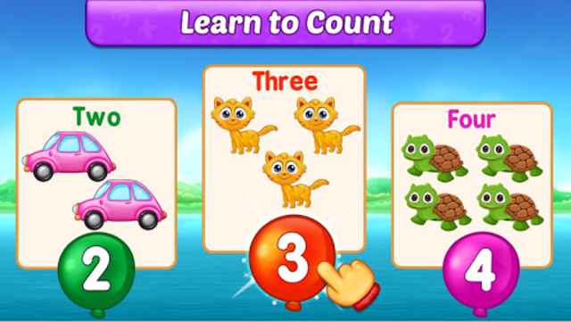Math Kids - Add, Subtract, Count, and Learn screenshot 4