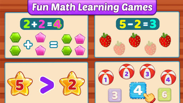 Math Kids - Add, Subtract, Count, and Learn screenshot 5