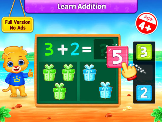 Math Kids - Add, Subtract, Count, and Learn screenshot 8