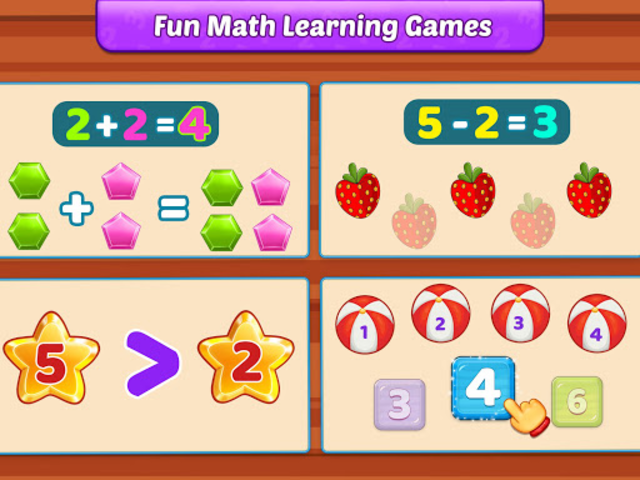 Math Kids - Add, Subtract, Count, and Learn screenshot 12