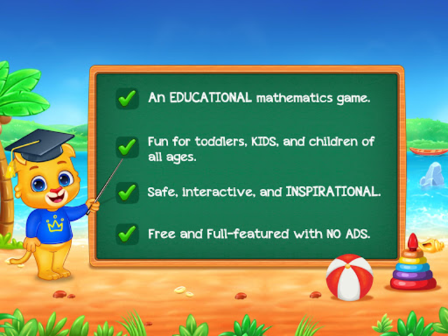 Math Kids - Add, Subtract, Count, and Learn screenshot 20