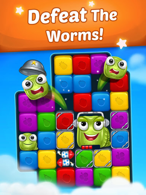 Fruit Cube Blast screenshot 13