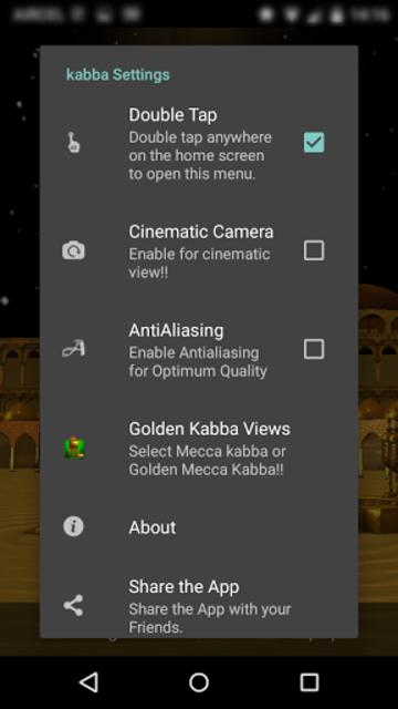 Makkah Kabba 3D LWP Pro
