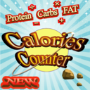 Icon for calories counter