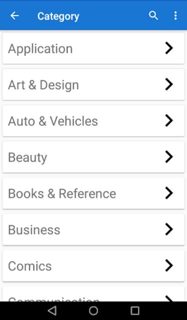 Dream Apps Market screenshot 4