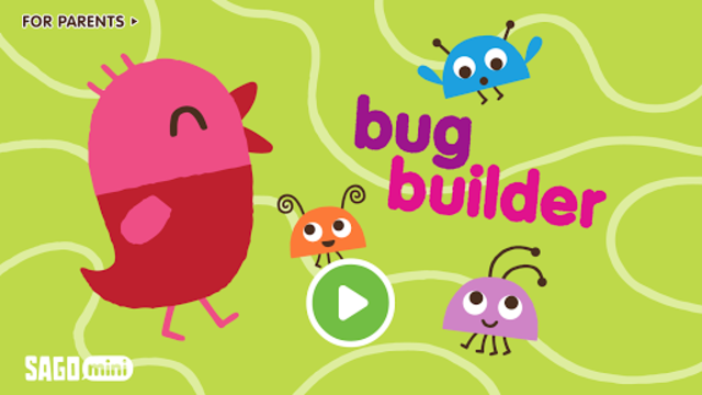 Sago Mini Bug Builder screenshot 1
