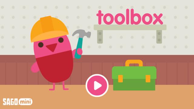Sago Mini Toolbox screenshot 1
