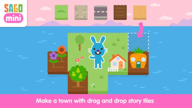 Sago Mini Town screenshot 3