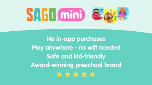 Sago Mini Town screenshot 12