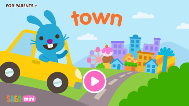 Sago Mini Town screenshot 13