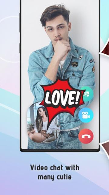 SAX Video Call - Live Talk With Strangers screenshot 3