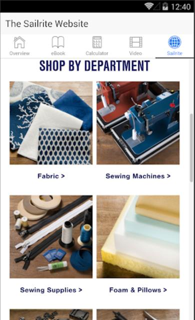 Box Cushion Fabrication screenshot 5