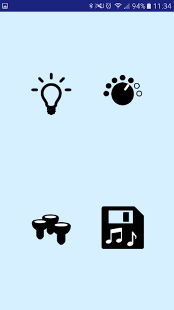 Music Blitz for LIFX screenshot 1