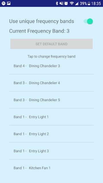 Music Blitz for LIFX screenshot 7