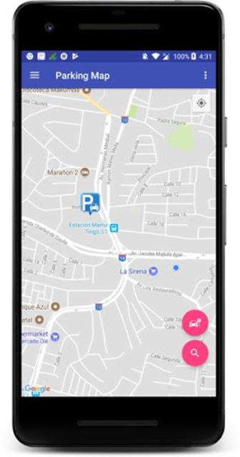 Vehicle Locator screenshot 1