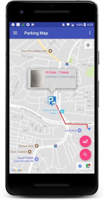 Vehicle Locator screenshot 2