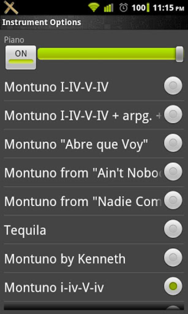 Salsa Rhythm screenshot 5