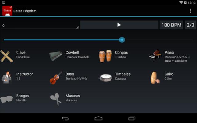 Salsa Rhythm screenshot 6
