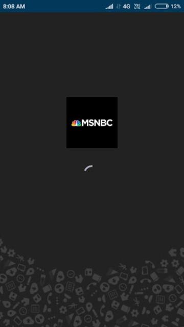 MSNBC - American News App screenshot 1