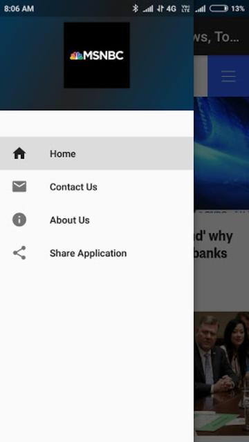 MSNBC - American News App screenshot 6