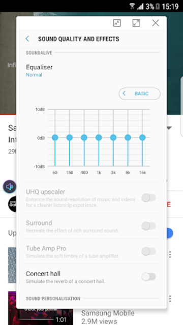 SoundAssistant screenshot 3
