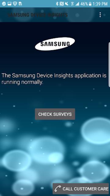 Samsung Device Insights screenshot 2