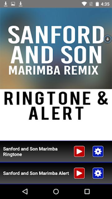 Sanford And Son Marimba Tone screenshot 1