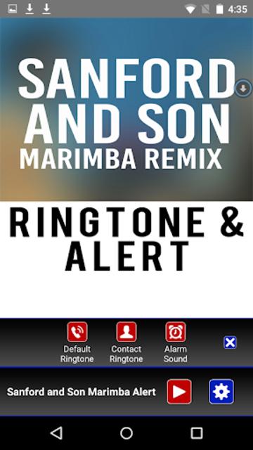 Sanford And Son Marimba Tone screenshot 2