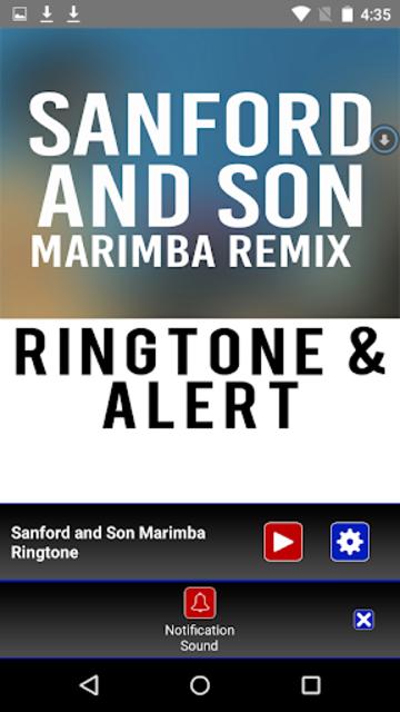 Sanford And Son Marimba Tone screenshot 3