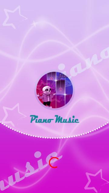 Sans Undertales : Piano Tiles screenshot 6