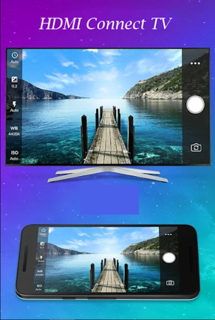 Phone Connect to tv screenshot 3