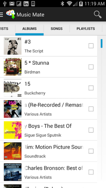 Music Mate screenshot 3
