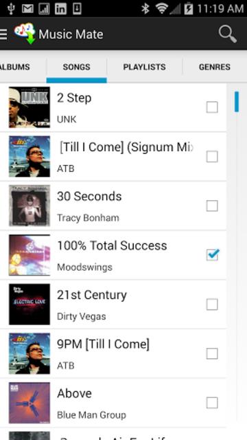 Music Mate screenshot 4