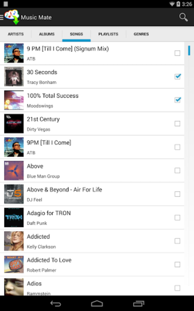 Music Mate screenshot 18